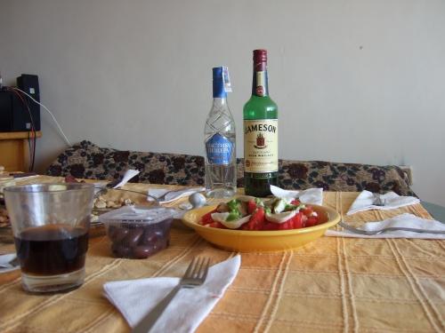 масата е готова