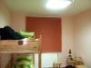 Детското легло е на 2 етажа