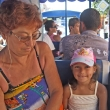 Донна с баба си Таня