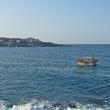 Корабче за разходки в залива на Созопол