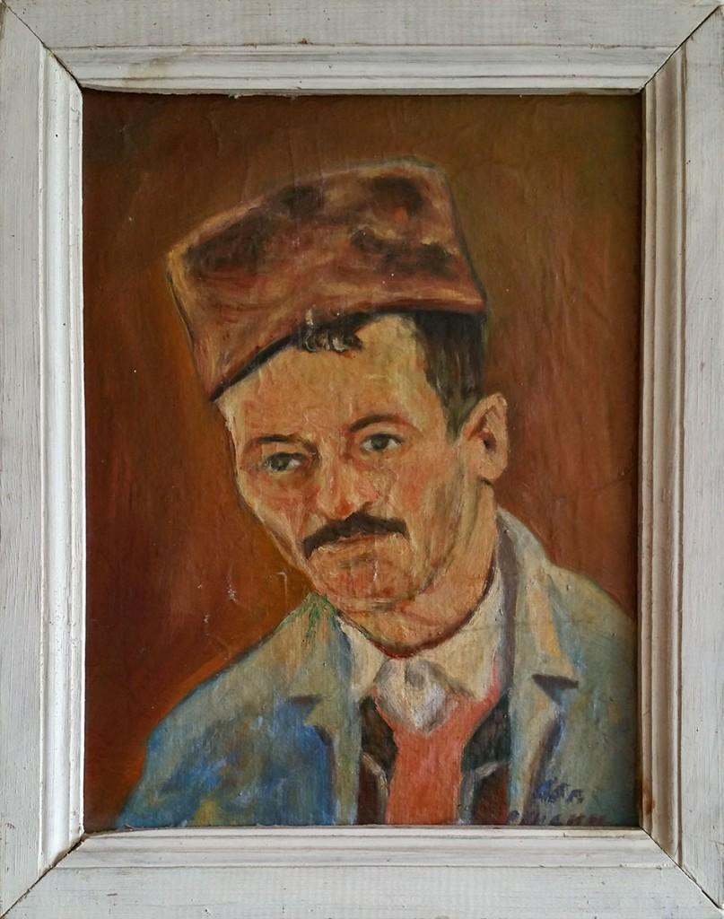 Михаил Семков - портрет